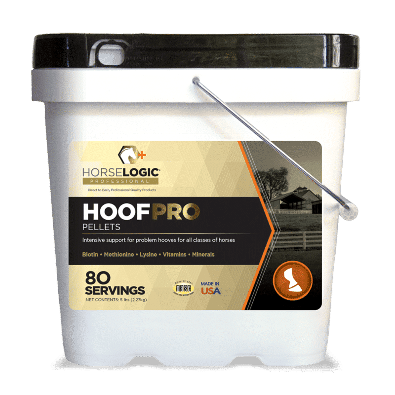 HoofPRO bucket