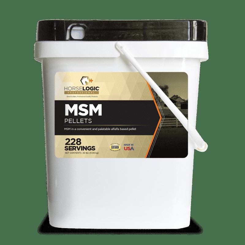 MSM bucket
