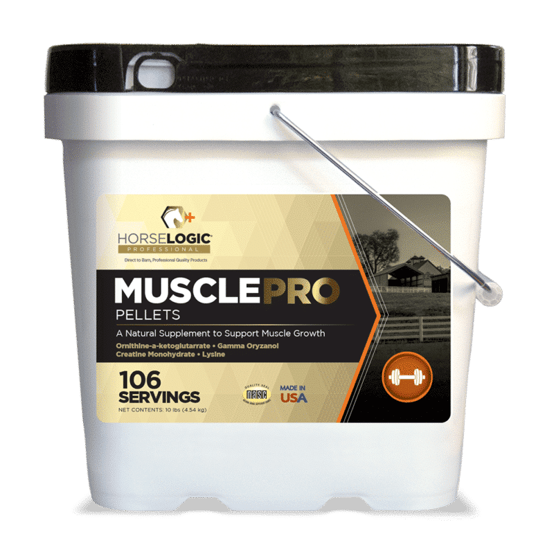 MusclePRO bucket