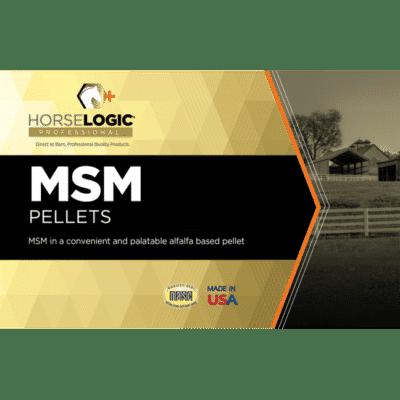 MSM Pellets