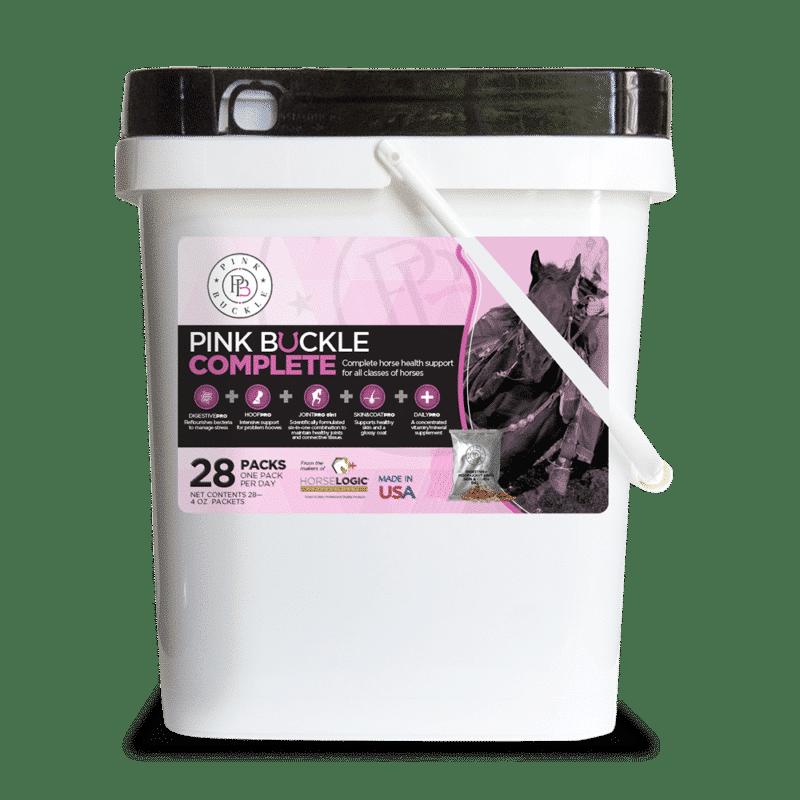 Pink Buckle Complete bucket