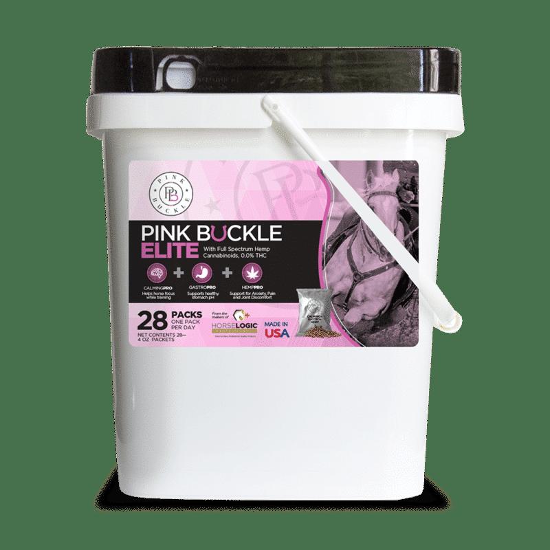 Pink Buckle Elite bucket